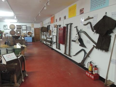 高連農藝故事館導覽及花布馬相關飾品展售